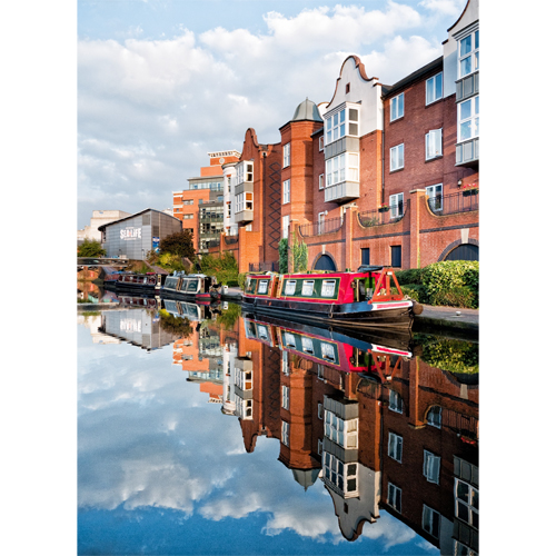 Birmingham Canal Moorings on the Birmingham Main Line