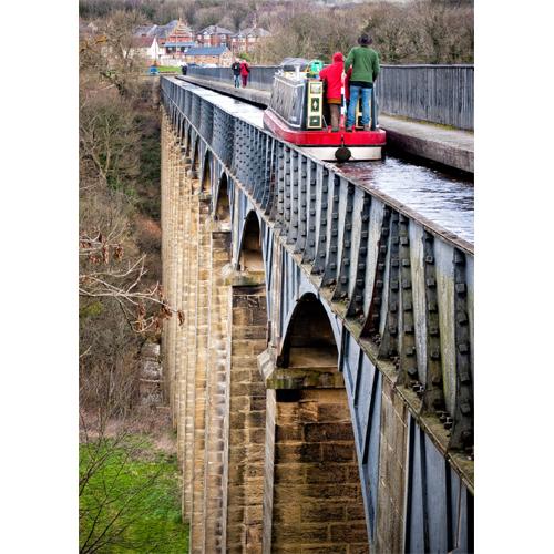 Llangollen Canal - Pontcysyllte Aqueduct
