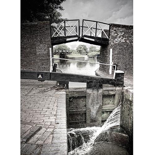 Stratford Canal - Lock 21
