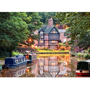The Pcket House on the Bridgewater Canal - Worsley