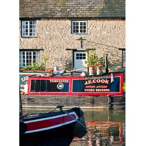 Grand Union Canal - Stoke Bruerne