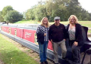The Narrowboat Experience wives