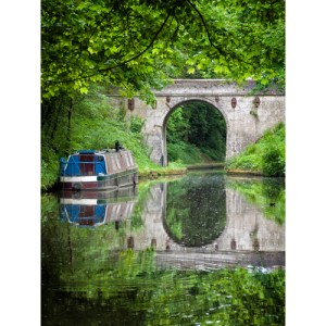 Giffords Cross Bridge Shropshire Union Canal