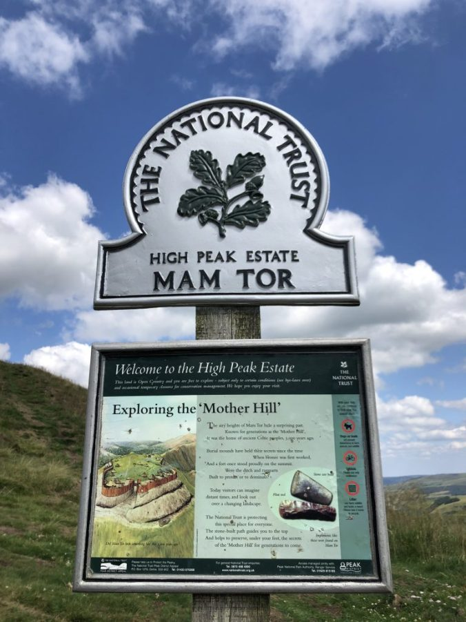 Mam Tor Peak District