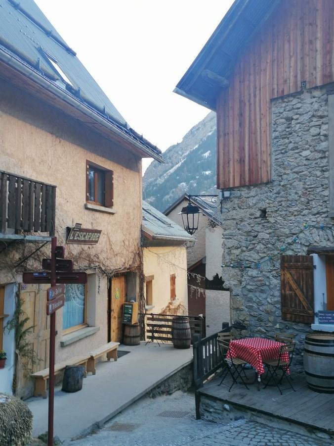 Venosc street