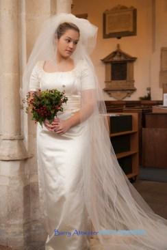 Wedding Lacock Village Wiltshire