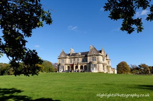 Clevedon Hall Weddings - Beautiful setting