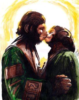 cornelius_and_zira___planet_of_the_apes_by_smjblessing-d9anizb