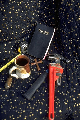 bible & tools