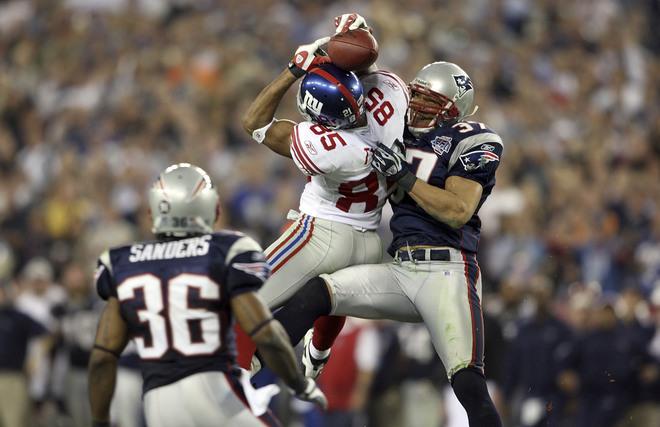 David Tyree catch