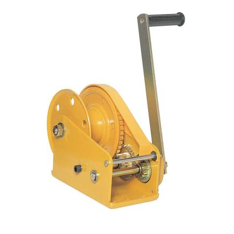 BHW 2600 Winch with Cover