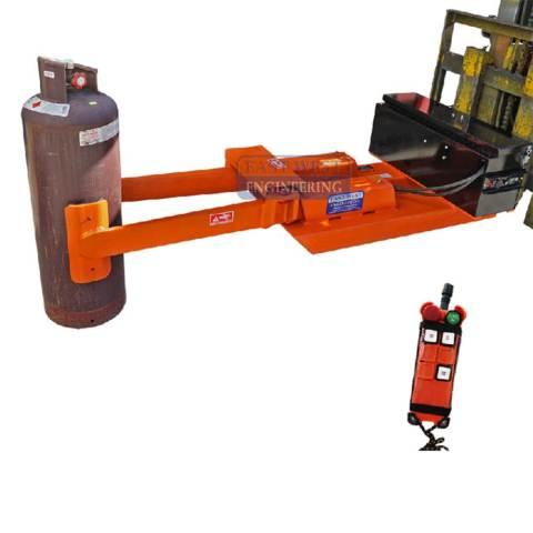 HGA01-HPP Gas Cylinder Grab Attachment