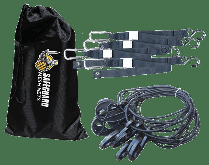 SMN-200 Bag Straps & hooks
