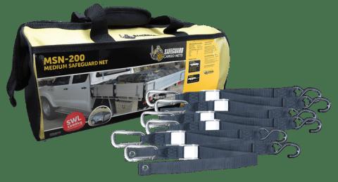 MSN-200 Medium Net Storage Bag & Straps