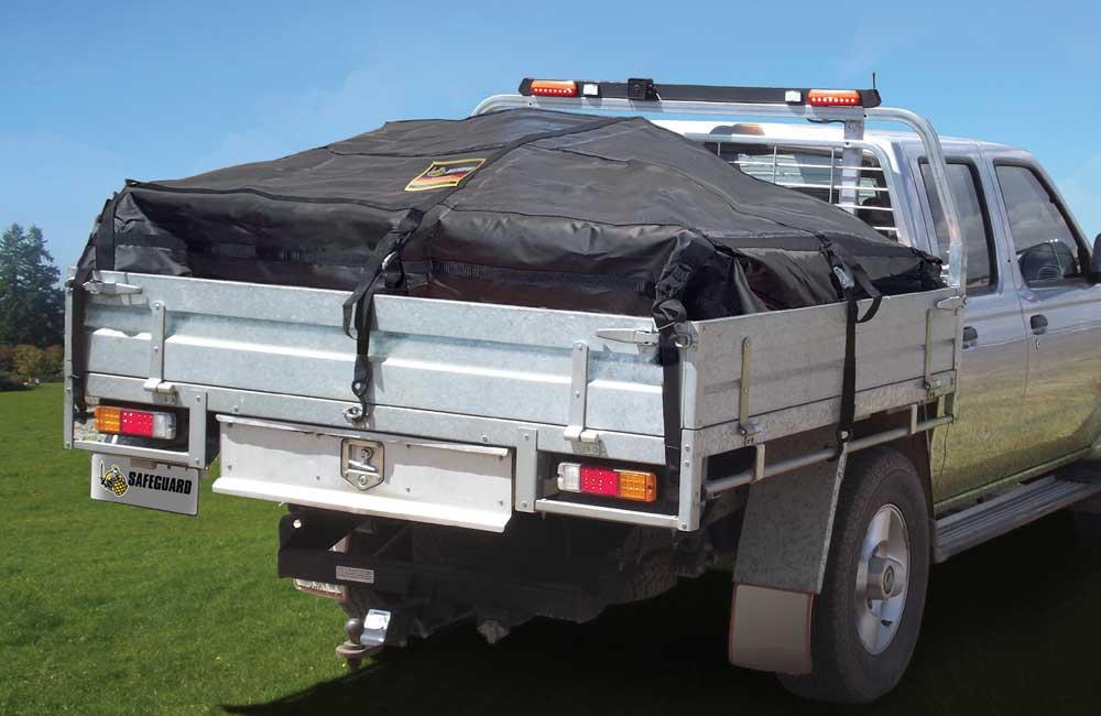 SDT-600 Dual Cab Tarp HERO