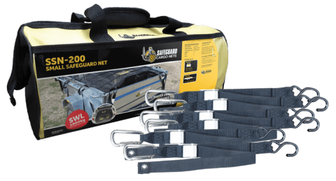 SSN-200 Small Net Storage Bag & Straps