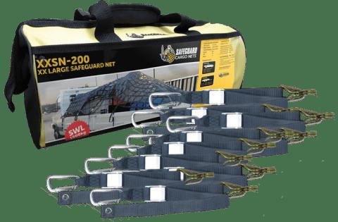 XXSN-200 XX Large Net Storage bag & straps