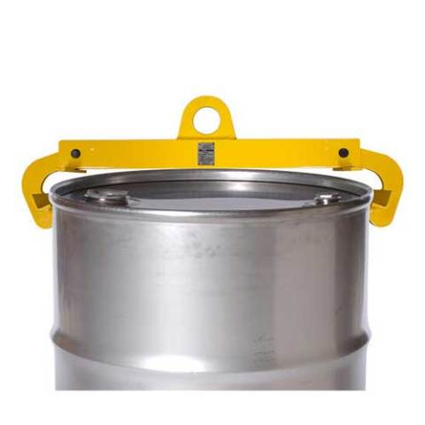 Vertical Drum Lifting Clamp on Drum