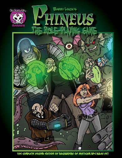 RPG Cover Design