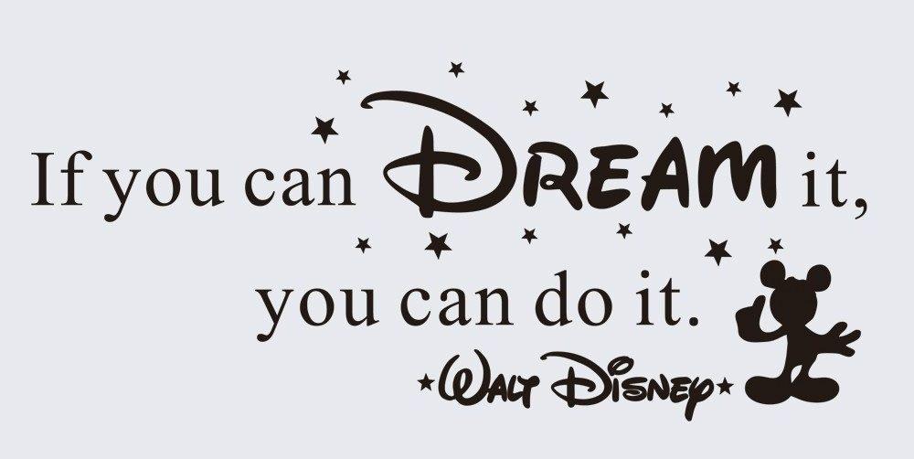 Did Walt Disney Really Say That?