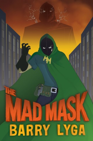 Archvillain #2: The Mad Mask
