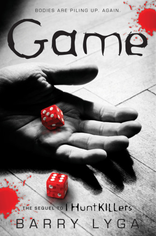 Game hardcover