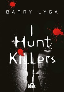 I Hunt Killers - French cover