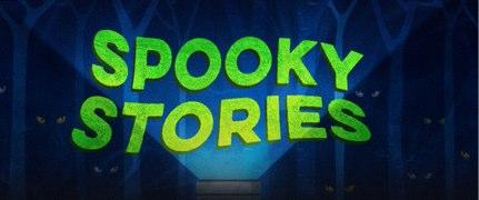 Spooky Stories header