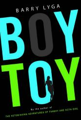 Boy Toy hardcover