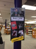 Library display at Campbell County High