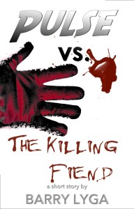 Pulse vs. the Killing Fiend cover