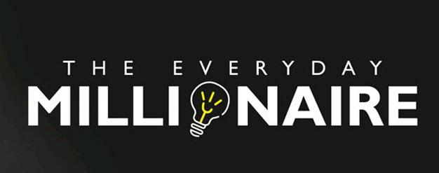 Everyday Millionaire podcast logo