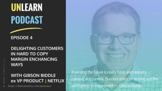 Netflix Product Management Gibson Biddle