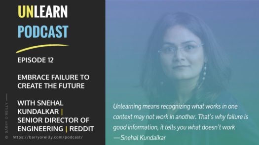 Reddit Apple Unlearn Podcast Snehal Kundalkar