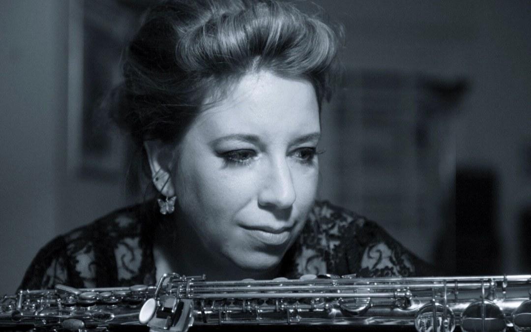 Sue McKenzie – Scottish Saxophonist and Improviser – 16