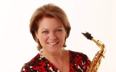 Debra Richtmeyer – American Saxophone Soloist, Professor and Author – 27