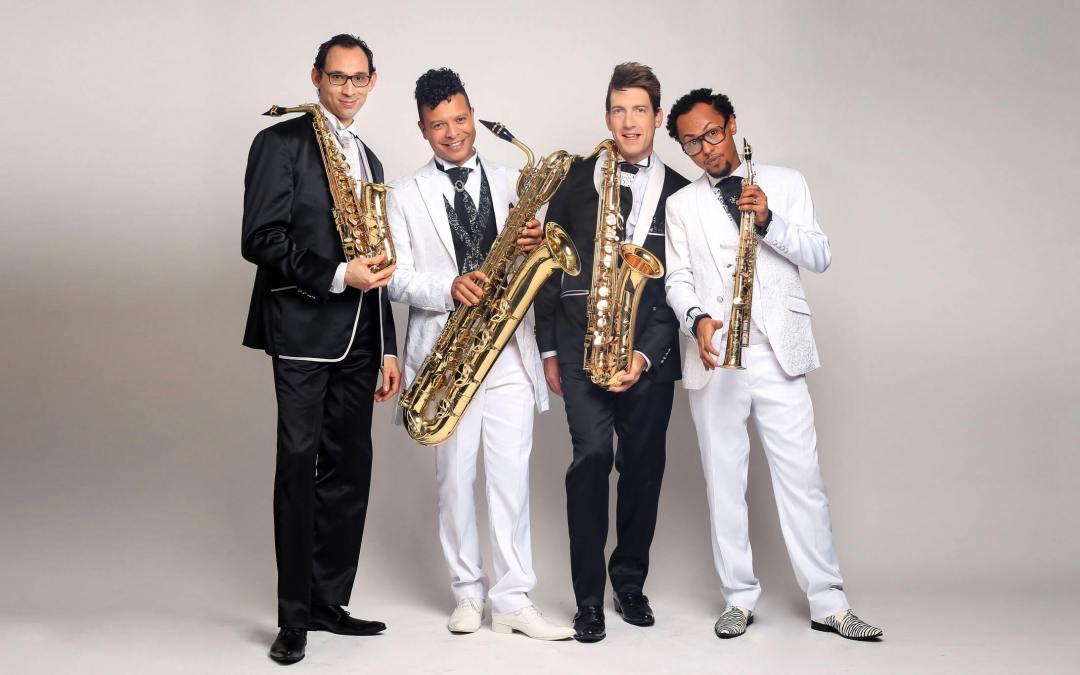 Quatuor Ellipsos – Renowned French Saxophone Quartet – 32