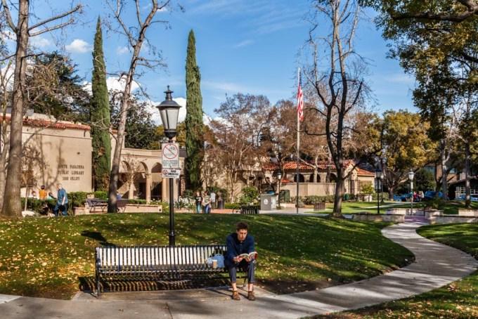 South Pasadena Public Library, 1100 Oxley Street, South Pasadena, CA