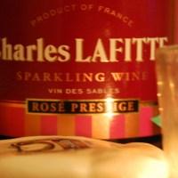 French Sparkling Wines - Charles LaFitte Rose Prestige, Trocadero Brut Blanc de Blanc