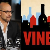 "Wine Tasting on Television:  ""Vine Talk "" Talk Show"