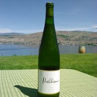 2009 Mellisoni Riesling, Mellisoni Vineyards, Lake Chelan Washington