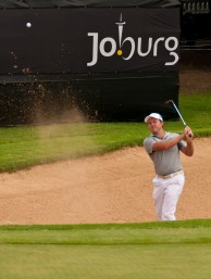 Richard Sterne at The Joburg Open