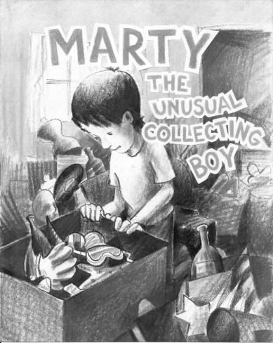 Marty: The Unusual Collecting Boy by Barry Trower.