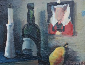 Still Life with Marghareta by Barry Trower (1983).