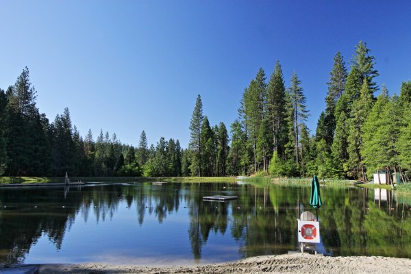 Blue Lake Springs  Barry Ward Realty
