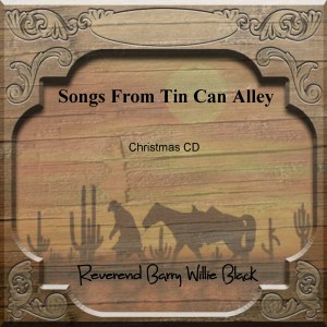 Songs From Tin Can Alley Chistmas-front
