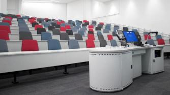 One of the lecture theatres, in which plenary papers will be held