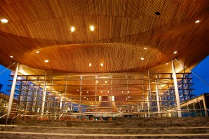 The Senedd, the seat of Welsh Government, is based in Cardiff Bay