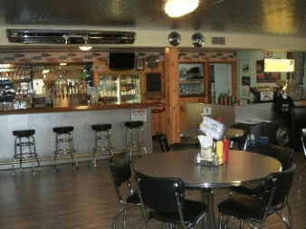 metal dining chairs rent garden cruise in country diner: hillsboro or