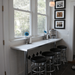 50's Kitchen Table And Chairs Marshalls Debbie's Counter Bar Stools: Home Seating Area ...
